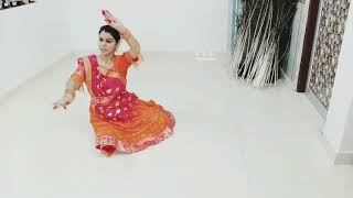 Sajda khathak mix   Semi Classical Dance 2020   Dance by Kavita.