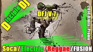 @DiscipleDJ #Soca #EDM #ElectronicDanceMusic ReggaeFusion Promo