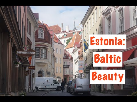 ESTONIA: BALTIC BEAUTY