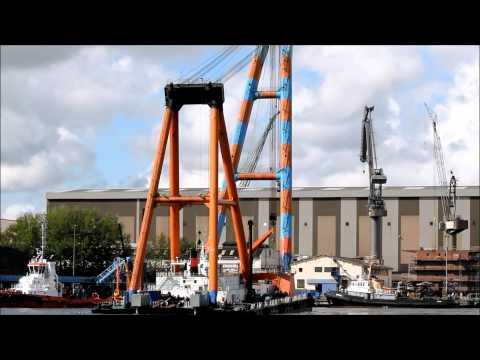 FSG -  Flensburger Schiffbau-Gesellschaft / Sie bauen Schiffe