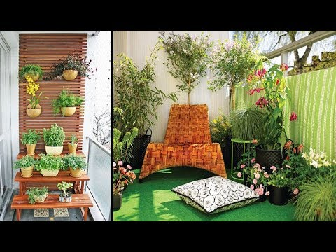 Stuning Small Balcony Garden Ideas Patio Outside Decorating Ideas