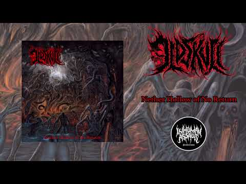 Oldskull - Nether Hollow of No Return (Official Full Album)