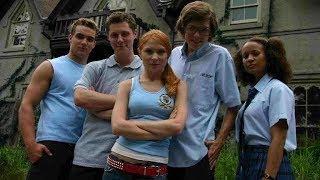 ТОП 5  фантастических сериалов подростков. Молодежные фильмы про подростков и школу
