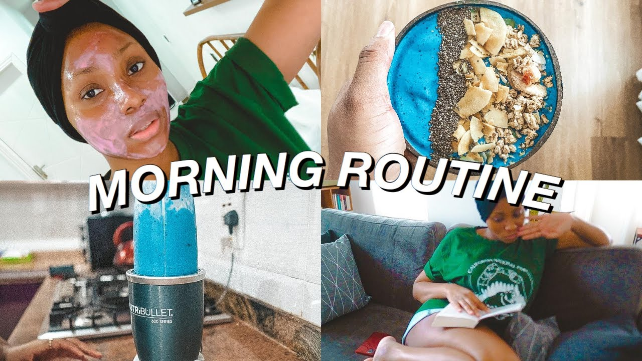 MY 2020 MORNING ROUTINE ? (REALISTIC)