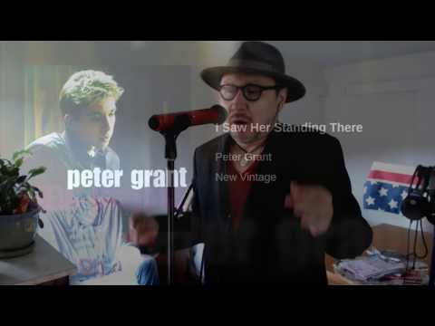 I Saw Her Standing There -  jazz ( Peter Grant/The Beatles) cover
