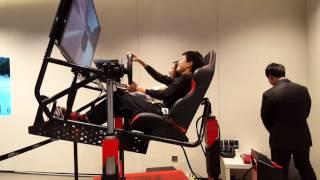 Driving simulator 2016