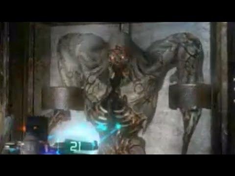 Dead Space 3 - Captured Regenerator/Ubermorph/Hunter  