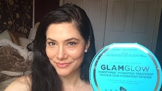 Review:  GlamGlow Thirstymud Hydrating Treatment Thumbnail