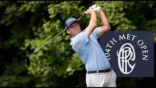 104th Met Open - Mike Miller, Second Round