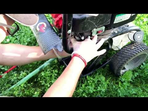 Troy-Bilt Pressure Power Washer Starting Problem Issue Quick Fix
