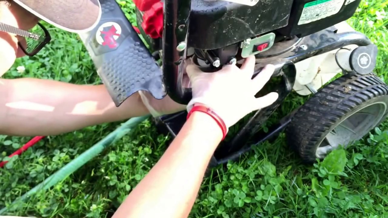 Troy Bilt Pressure Power Washer Starting Problem Issue