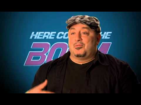 Charice- Here Comes The Boom: Frank Coraci On The Cast