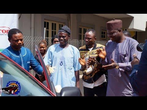 Download Jigan Babaoja, Mr Latin, Itele Presents Brand New Car Veteran Yoruba actor, Abija