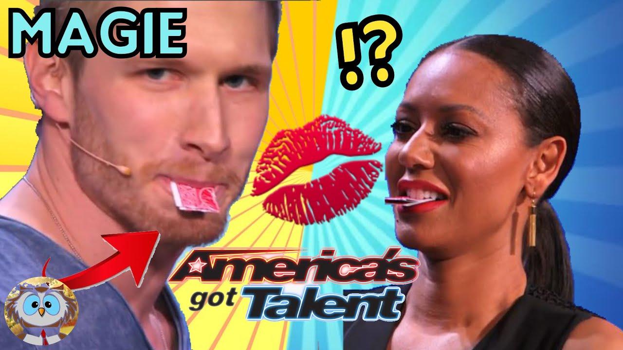 FRENCH KISS   COMMENT EST-CE POSSIBLE?   TOUR MAGIE EXPLIQUÉ - YouTube
