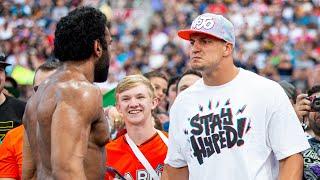 Rob Gronkowski's WWE appearances: WWE Playlist