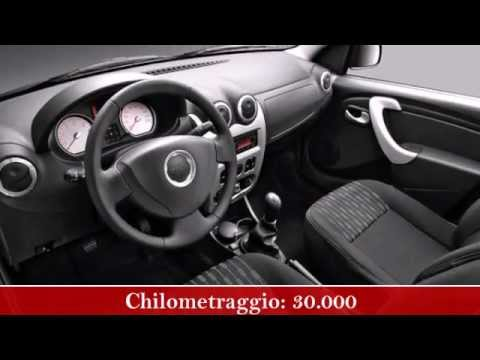 Dacia Sandero Sandero 14 Gpl Laurate Anno 2009 Youtube