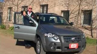 Fiat Palio Adventure - Test - Carlos Figueras