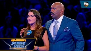 The Bachelorette's Fast Money - Celebrity Family Feud