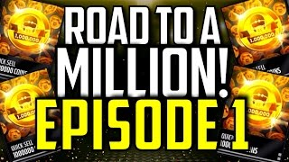 road to a million coins episode 1 madden mobile