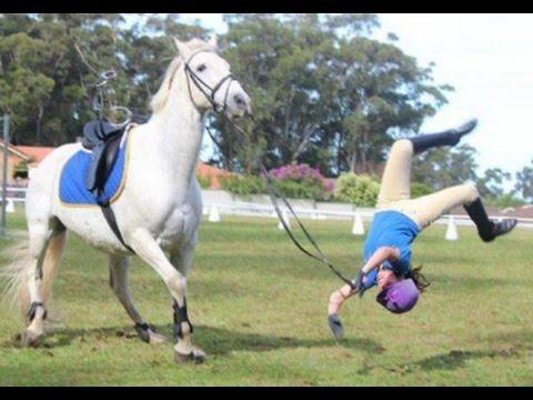 Horse Fall Compilation - Epic Equestrian Falls and Fails ...