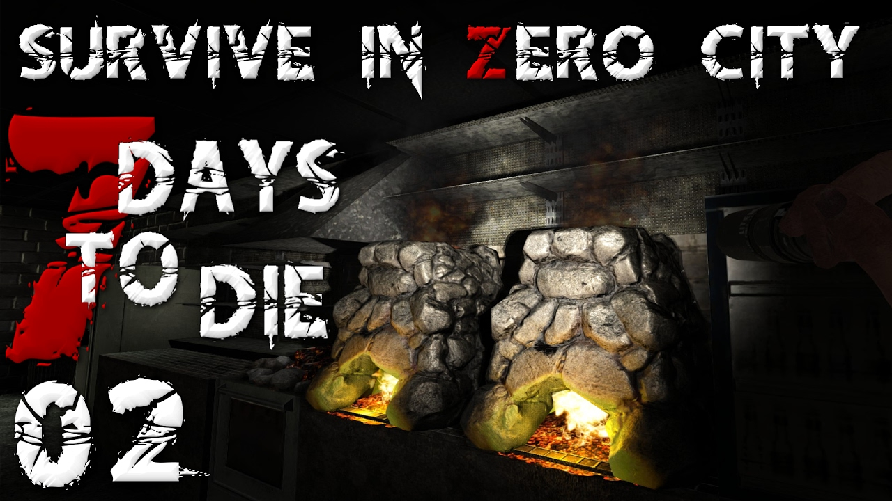 how to survive 7 days to die
