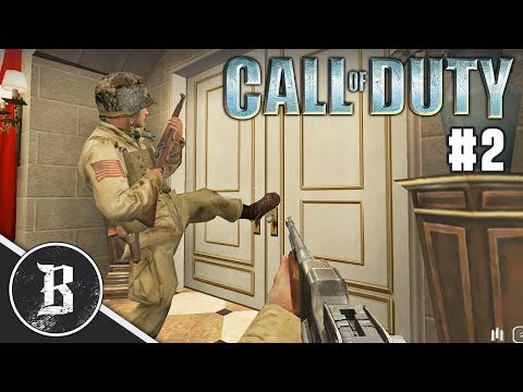 RESCUING THE CAPTAIN! | Call of Duty Campaign Walkthrough #2