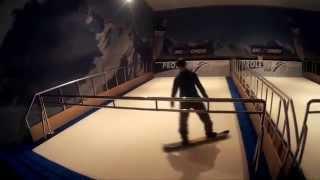 Lekcja snowboardu – Gdańsk video