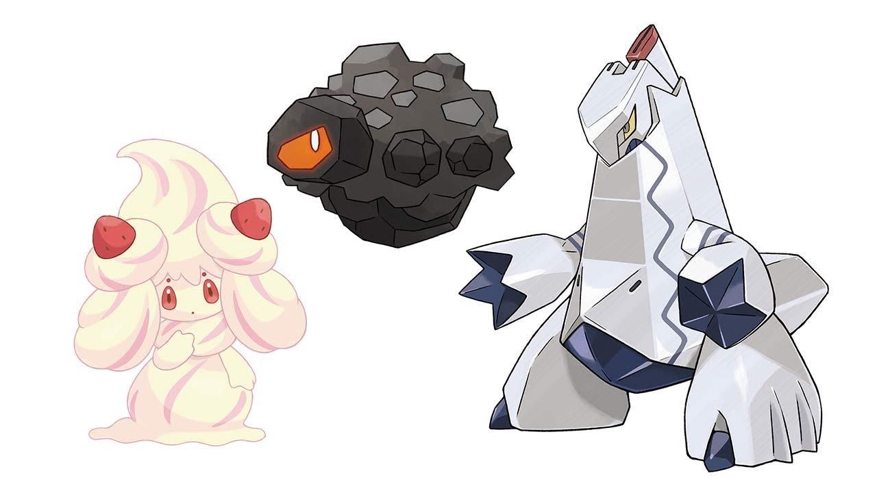 flabebe pokemon sword and shield - 1280×720