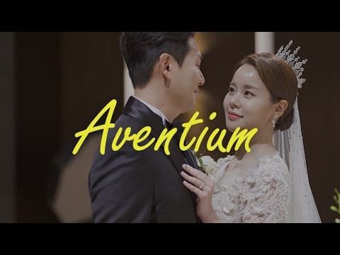 [4K] 아벤티움 웨딩홀_웨딩영상, 본식DVD / 더팔레트 스냅&필름