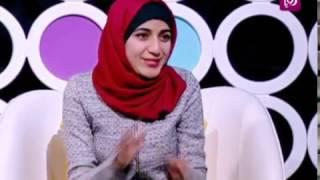 نور العجلوني وهبة العلي - مبادرة مشروع مطر - مبادرات