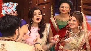 ye hai mohabbatein 31st august 2015 episode   romi sarika s wedding rituals