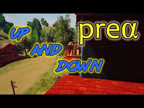 Бегаю от соседа с трейнером Hello Neighbor Pre Alpha thumbnail