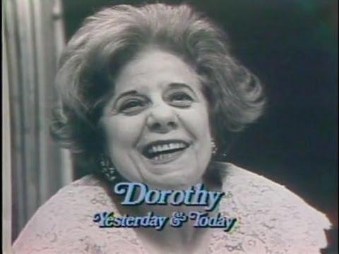 Dorothy Fuldheim 83rd birthday special pt 1