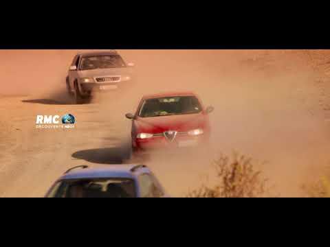 Top Gear France road-trip en Afrique du Sud
