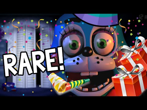 RARE Five Nights at Freddy's 4 Ending (Top Secret)