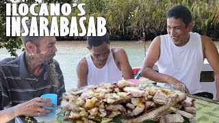 INSARABASAB | ILOCANO DISH | AWARDED CLEANEST INLAND BODY OF WATER