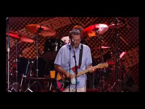 Eric Clapton I shot the sheriff Crossroads 2004