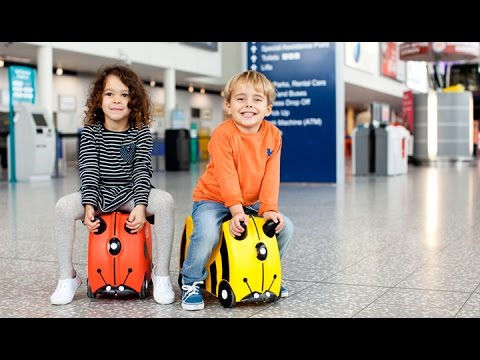 Happy Travels with Trunki!