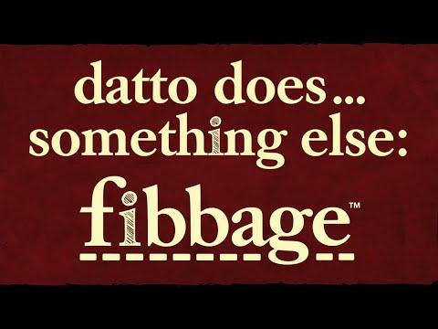 Datto Does...Something Else: Fibbage