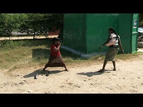 Kona ya Bibi Kiroboto - Swahili Comedy in Minibuzz Tanzania