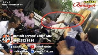 DETIK2 MANSUR DUMBUK DI TARIK KELUAR Jalsah Balasyik Jember
