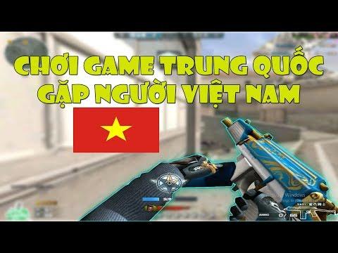 ► Bình Luận CFQQ - 9a91 knight blue - Gặp người Việt Nam siêu dễ thương ✔ Tú Lê