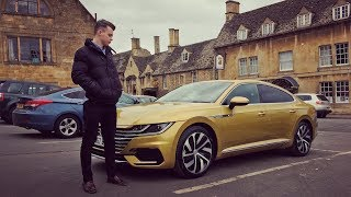 2018 Volkswagen Arteon Review - VW's new luxury saloon taking the fight to BMW and Audi