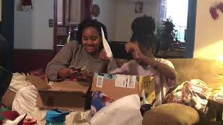 Merry Christmas | Mega Unwrapping of 4 Kids