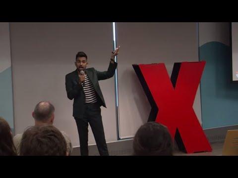 Seek Not Sleep: Navigate health choices with technology | Smit Patel | TEDxOhioStateUniversitySalon
