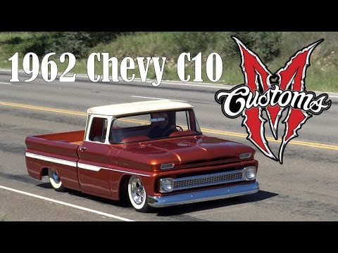 1962 chevrolet c10 martin brothers iron resurrection built classic texas truck youtube. Black Bedroom Furniture Sets. Home Design Ideas