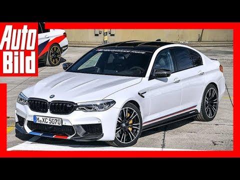 BMW M5 (SEMA 2017) Das optische M-Performance-Paket Details ...