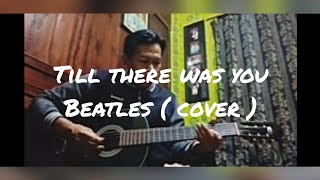 Till there was you instrument || beatles cover by hidayat
