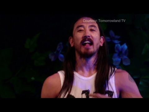Tomorrowland 2013: Steve Aoki, 'Dance music unites people'