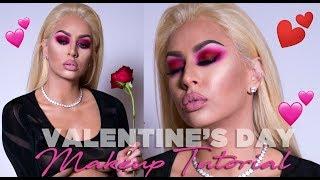 Valentine's Day Makeup Tutorial | TymetheInfamous